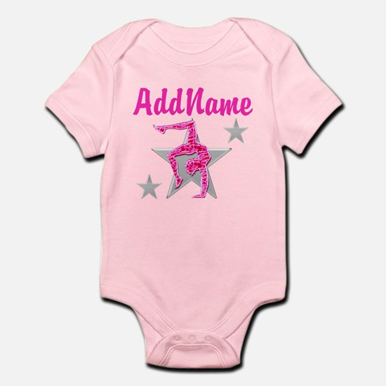 GORGEOUS GYMNAST Infant Bodysuit