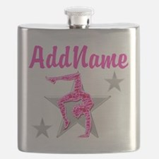 GORGEOUS GYMNAST Flask