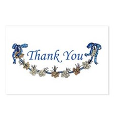 Unique Baby shower thank you Postcards (Package of 8)
