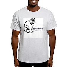 Noboru Wataya cat T-Shirt