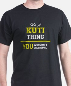 Unique Kuti T-Shirt