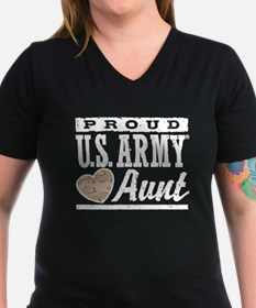 Proud U.S. Army Aunt Shirt