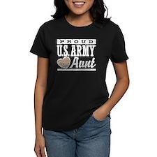 Proud U.S. Army Aunt Tee