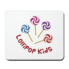 Lollipop Kids Mousepad