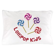 Lollipop Kids Pillow Case