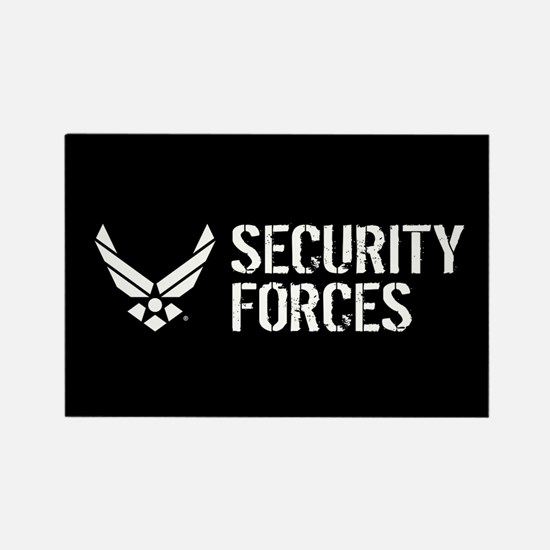 USAF: Security Forces Magnets