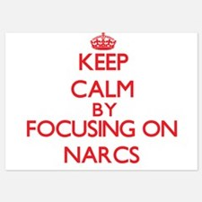 Keep Calm by focusing on Narcs Invitations