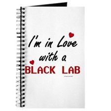 In Love With A Black Lab Journal