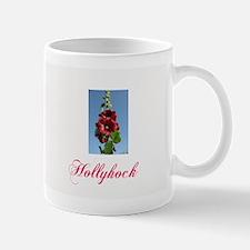 """""""Hollyhock"""" -  Mug"""