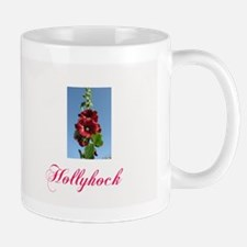 """Hollyhock"" -  Small Small Mug"