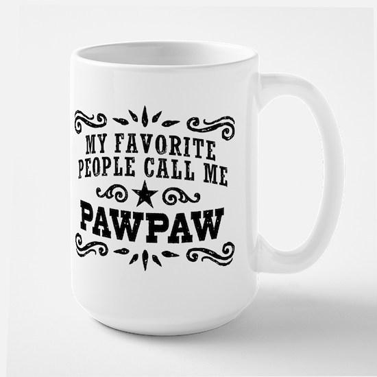 Funny PawPaw Mug