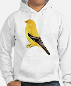 Beautiful American Goldfinch Hoodie