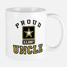 Proud U.S. Army Uncle Small Small Mug