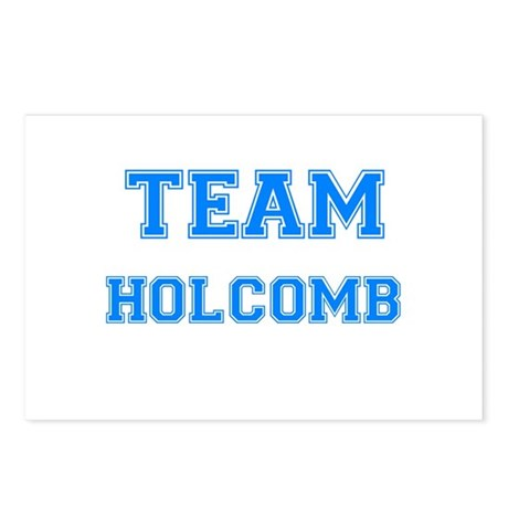 TEAM HOLCOMB Postcards (Package of 8)