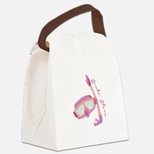 Scuba Steve Canvas Lunch Bag