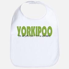 Yorkipoo ADVENTURE Bib