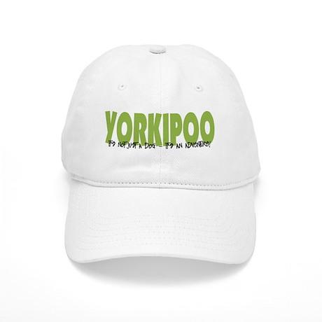 Yorkipoo ADVENTURE Cap