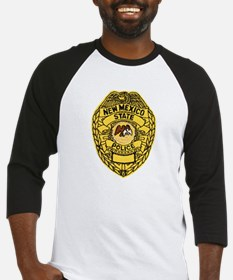 New Mexico State Police Baseball Jersey