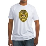 New Mexico State Police Fitted T-Shirt