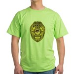 New Mexico State Police Green T-Shirt