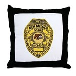 New Mexico State Police Throw Pillow
