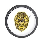 New Mexico State Police Wall Clock
