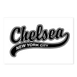 Chelsea New York City Postcards (Package of 8)