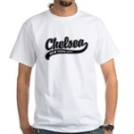 Chelsea New York City White T-Shirt