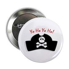 """Yo Ho Yo Ho! 2.25"""" Button (10 pack)"""