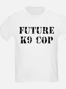Future K9 Cop T-Shirt