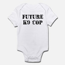 Future K9 Cop Infant Bodysuit