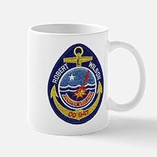 USS ROBERT L. WILSON Mug
