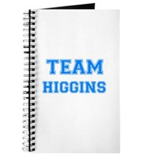 TEAM HIGGINS Journal