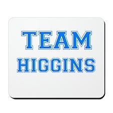 TEAM HIGGINS Mousepad