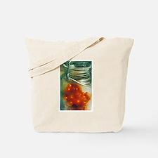 camara cherryTomatoes Tote Bag