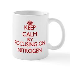 Keep Calm by focusing on Nitrogen Mugs