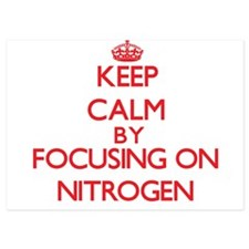 Keep Calm by focusing on Nitrogen Invitations