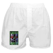 Unique Cigarettes Boxer Shorts