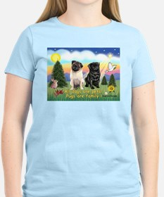 Pugs are Family (2) T-Shirt