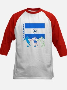 Nicaragua Soccer Tee
