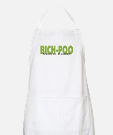 Bich-Poo IT'S AN ADVENTURE BBQ Apron