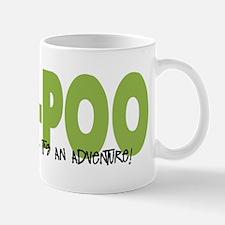 Bich-Poo IT'S AN ADVENTURE Mug