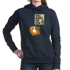 Cute Wheek Women's Hooded Sweatshirt