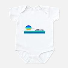 Allison Infant Bodysuit