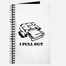 I Pull Out Journal