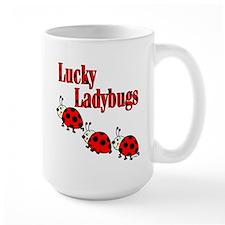 Lucky Ladybugs Mug