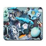 'Hidden Depths' Mousepad