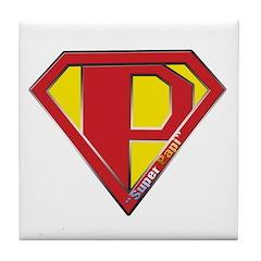 Super Papi Tile Coaster