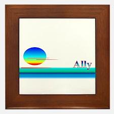 Ally Framed Tile