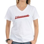 Effervescent Women's V-Neck T-Shirt